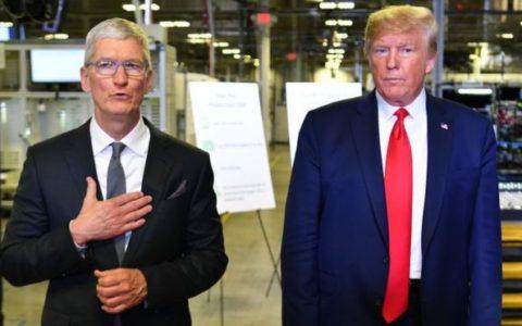 Bbc.com – Trump launches fresh attack on Apple over privacy