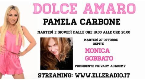 Intervista a Monica Gobbato – Elleradio FM 88.1