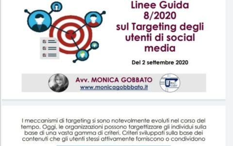 Protetto: Video della 3 lezione per DPO. E-Marketing,  Digital Marketing e targeting